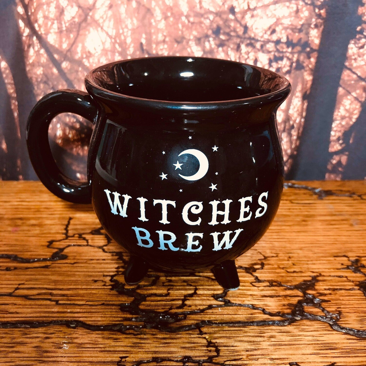 Cauldron Witches Brew Mug