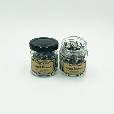 Night Flower Resin - Jar