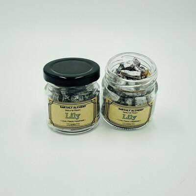 Lily Resin - Jar