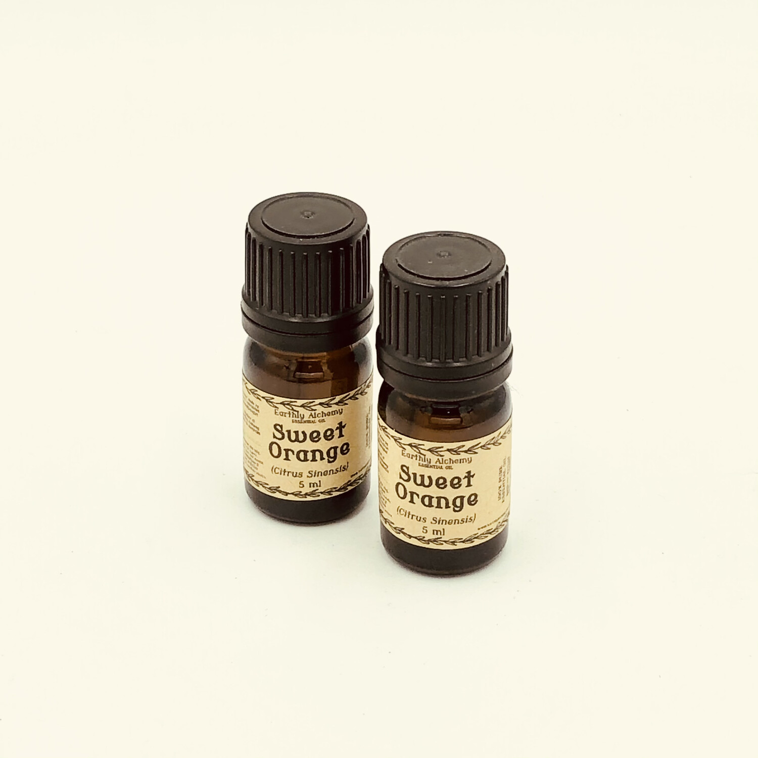 Sweet Orange Essential Oil 5ml
