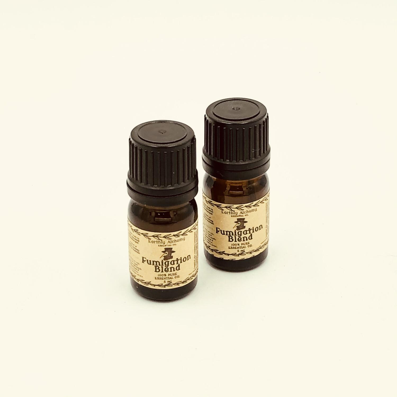 Fumigation Potion Essential Oil Blend 5ml