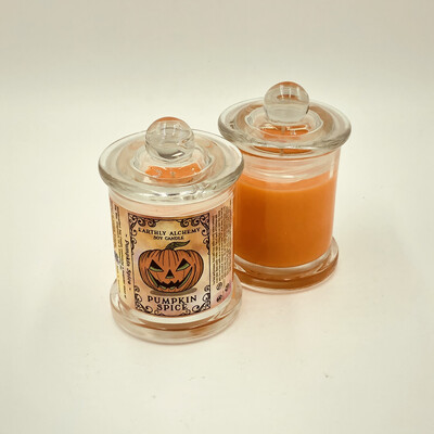 Pumpkin Spice Small Candle