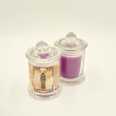 Sarcophagus Small Candle