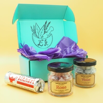 Spring Blossom Gift Set - Rose & Violet