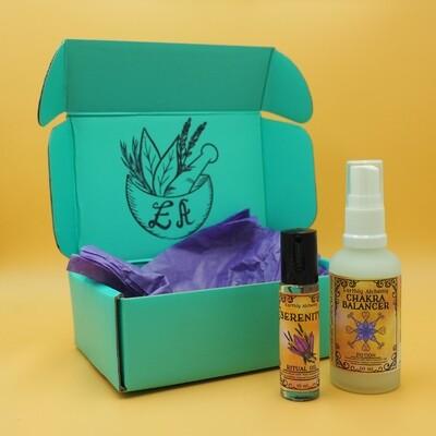 Potion (50ml) & Ritual Oil Gift Set - Mix & Match