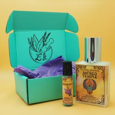 Potion (100ml) & Ritual Oil Gift Set - Mix & Match