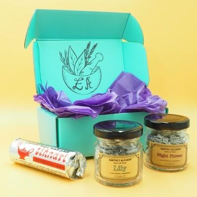 Fae Queen Gift Set - Lily & Night Queen