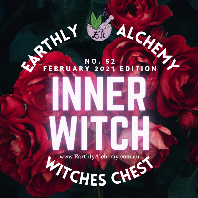 ~ Second Wave Release ~  February 2021 < INNER WITCH >  Witches Chest no. 52