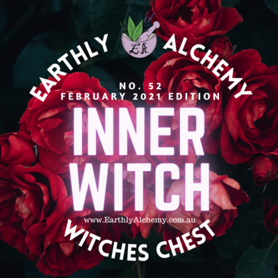 February 2021 < INNER WITCH >  Witches Chest no. 52