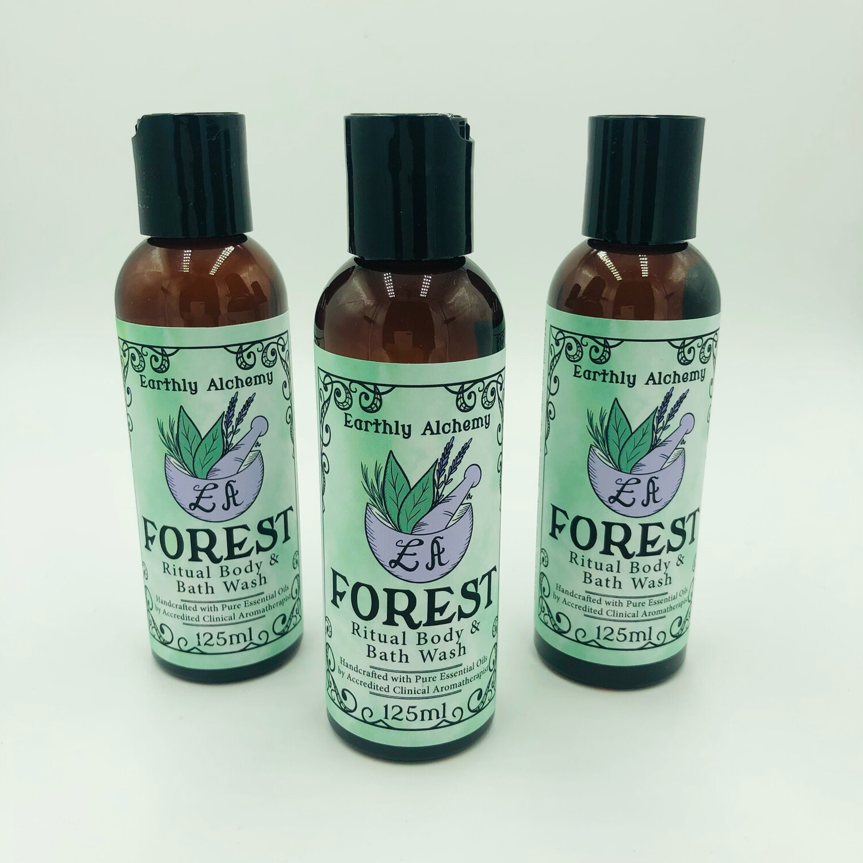 Forest Ritual Body Wash 125ml