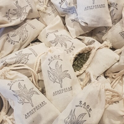 Sage - Collectable pouch