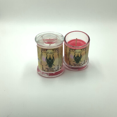 Dragons Blood Small Candle