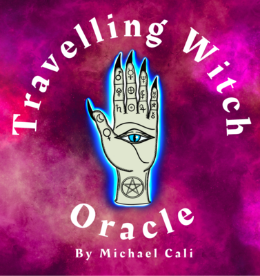 Travelling Witch Oracle by Michael Cali