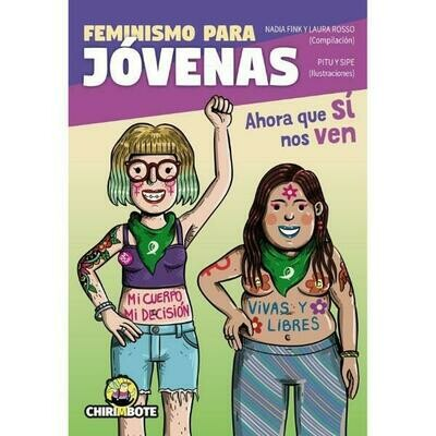 ​Feminismo para jóvenas (Feminism for Young women) - Nadia Fink