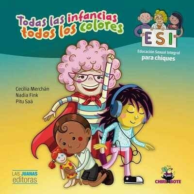 Todas las infancias, todos los colores - Genre Education for children