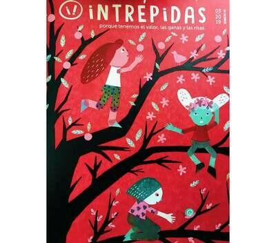 Intrépidas - Issue 5 /  Magazine for girls in Spanish