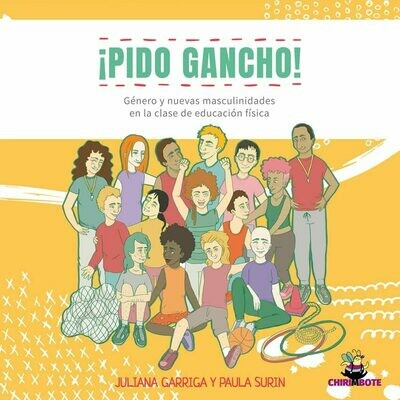 ​Pido Gancho. Gender and New Masculinities Workshops for the PE class IN SPANISH