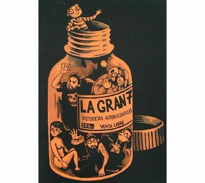 La Gran 7 - Autographical comic by Flora Márquez