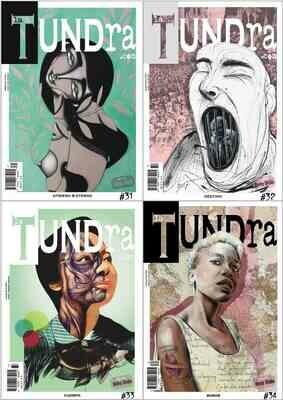 La Tundra E-Magazine - Offer 4 Issues