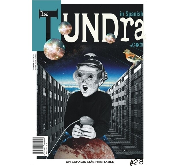 La Tundra Issue 28 Printed copy