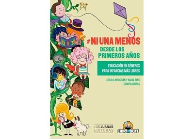 Ni una menos -  Genre education from childhood in Spanish