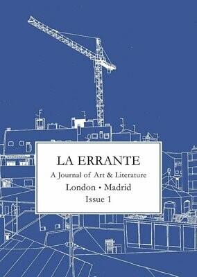 La Errante Poetry Magazine