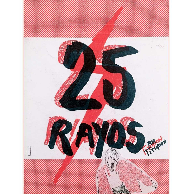 25 Rayos by Titihoon