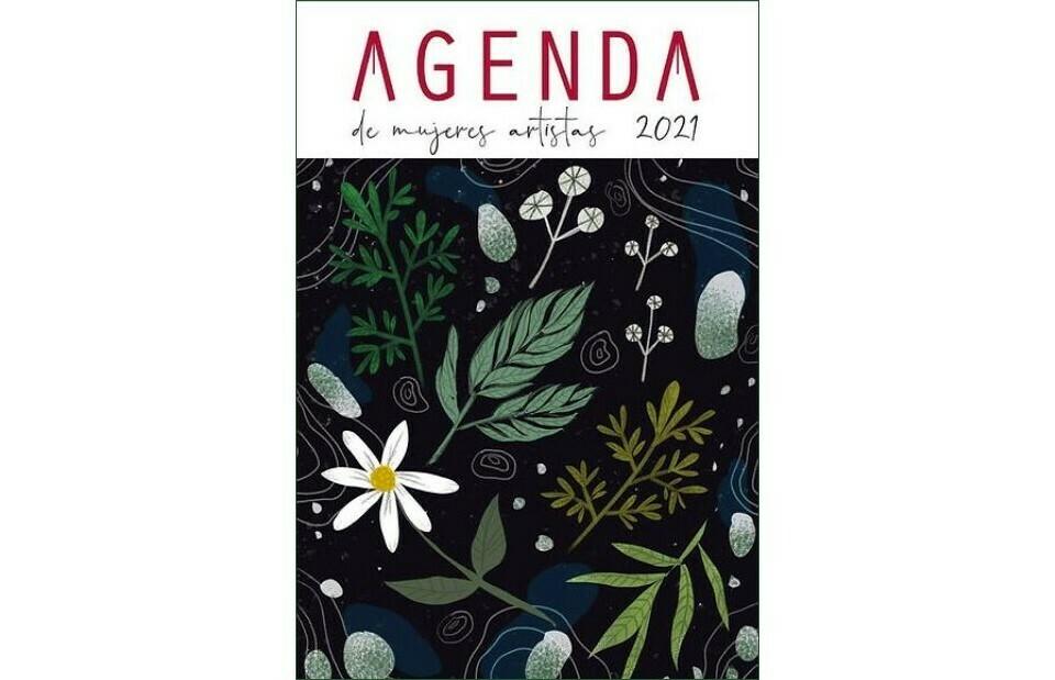 Diary 2021 of Women Artists by Vulva Fanzine