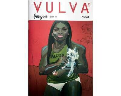 Vulva Fanzine Muse Issue
