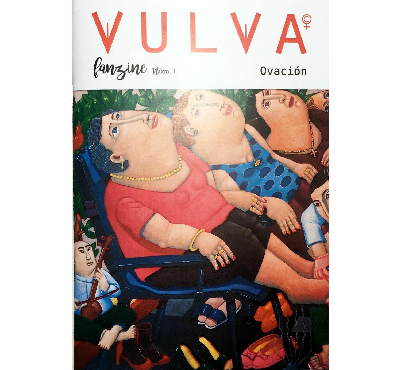 Vulva Fanzine Ovacion Issue