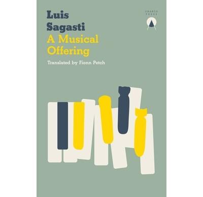 Musical Offering by Luis Sagasti
