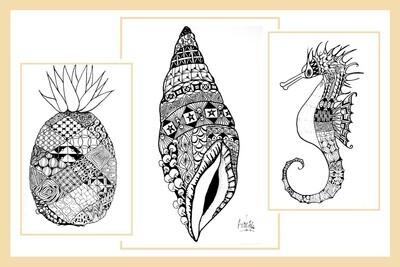 Doodle Art Patterns Workshop