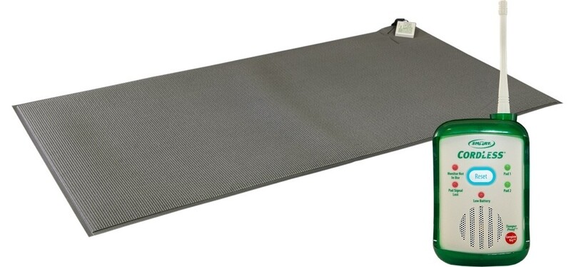 Cordless Floor Mat and Monitor FLOORKIT 4