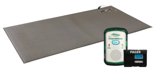 Corded Floor Mat, Pager And Monitor FLOORKIT 2