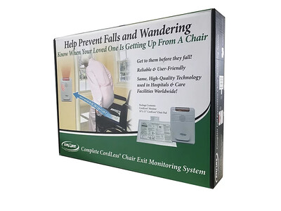 Cordless Chair Exit System RETAIL PACKAGED