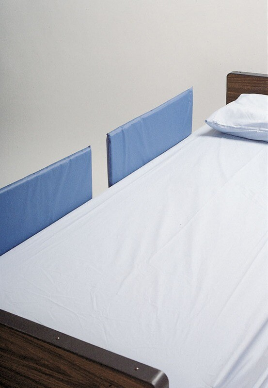 Split Rail Vinyl Bed Rail Pads