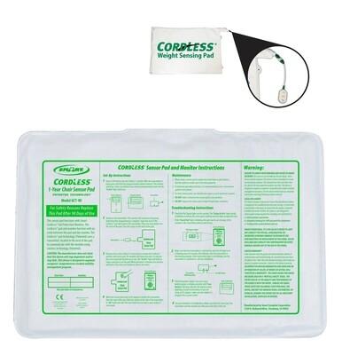 Cordless Chair Sensor Pad (For 433 Monitors)