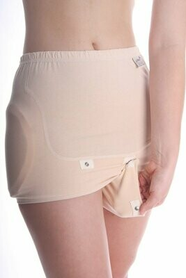 HipSaver QuickChange High Compliance With Tailbone Protector