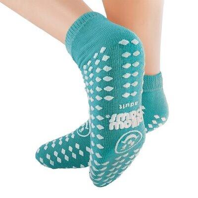 Non Slip Socks Pillow Paws Wrap Around Imprint