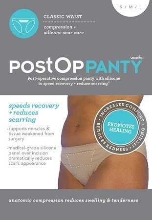 Post Op Panty Hysterectomy Classic Waist