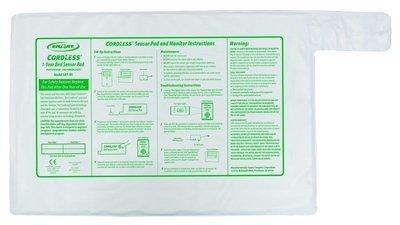Cordless Bed Exit Sensor Pad 20