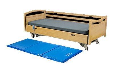 Bedside Fall Crash Mat Droppies