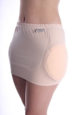 HipSaver Nursing Home High Compliance With Tailbone Protector