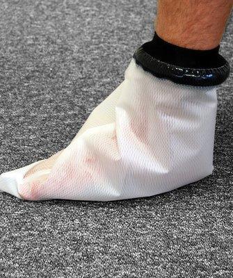 Foot  Waterproof Protector for Showering