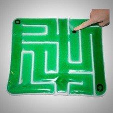 Gel-Maze Pad (Green)
