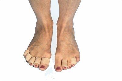 DermaSaver Toe Tubes