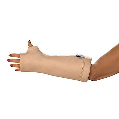 DermaSaver Forearm Tube with Knuckle Protector