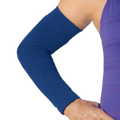 Skin Tear Prevention UPF 50+ Sun Protection Full Arm Sleeves - Heavy (Regular) Weight. (Pair)