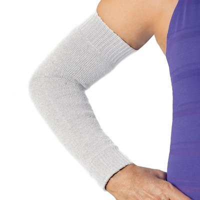 Elderly Skin Protector Full Arm Sleeves UPF 50+ Sun Protection Light Weight. (Pair)