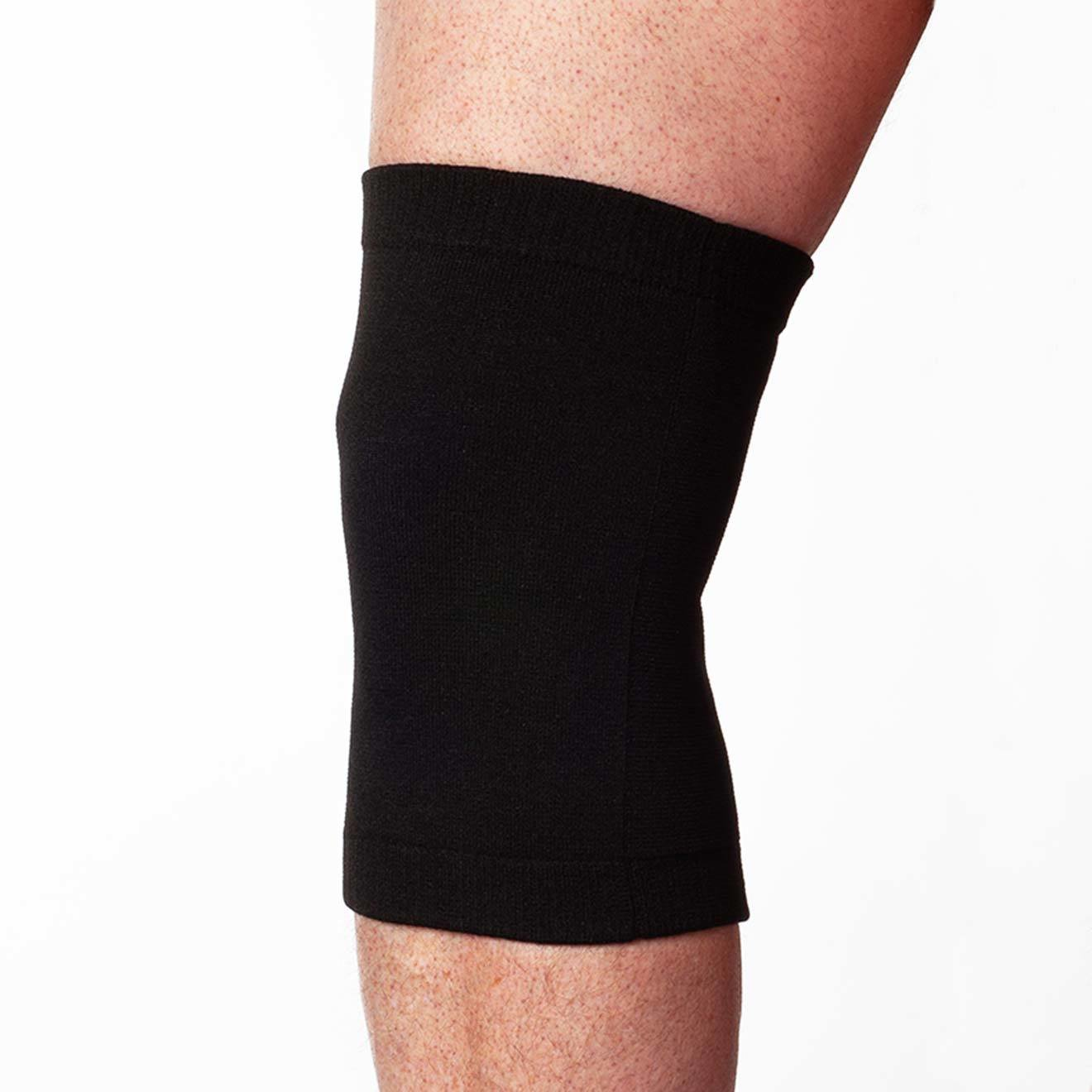 Knee Sleeve - Medium Weight. Knee protection for seniors. UPF 50+ Sun Protection (Single Sleeve)